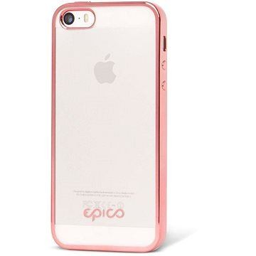 EPICO BRIGHT for iPhone 5/5S/SE - rose gold