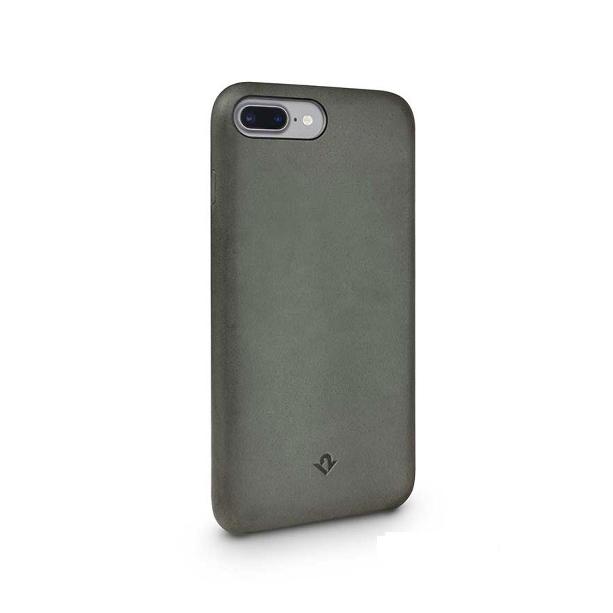 TwelveSouth Relaxed Leather Clip for iPhone 7 Plus - Dried Herb