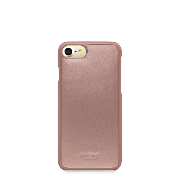 Knomo Snap On Case for iPhone 7 - Rose Gold