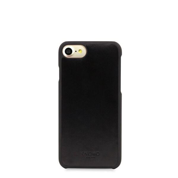 Knomo Snap On, pouzdro pro iPhone 7 - černé