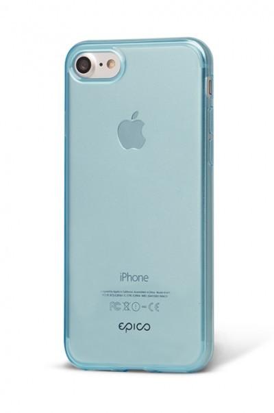 EPICO TWIGGY GLOSS kryt pro iPhone 7 - modrý