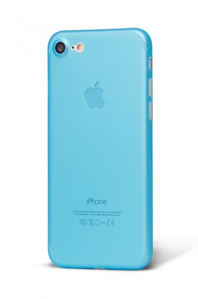 EPICO TWIGGY MATT for iPhone 7, blue