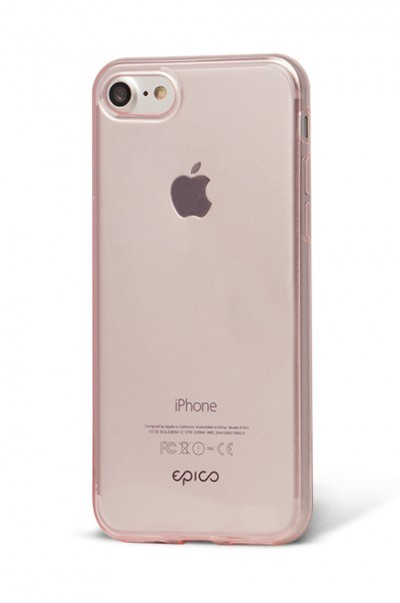 EPICO TWIGGY GLOSS for iPhone 7, pink