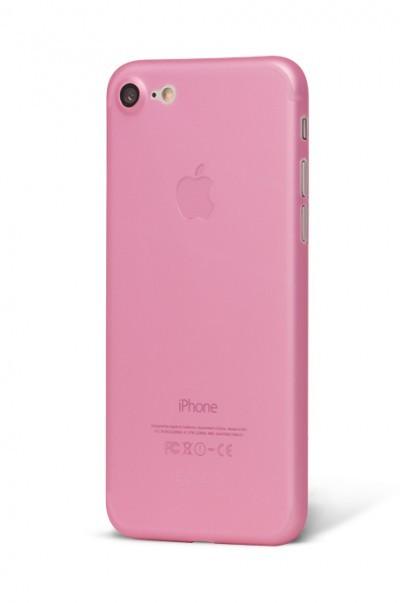 Kryt na iPhone 7 EPICO TWIGGY MATT - růžový
