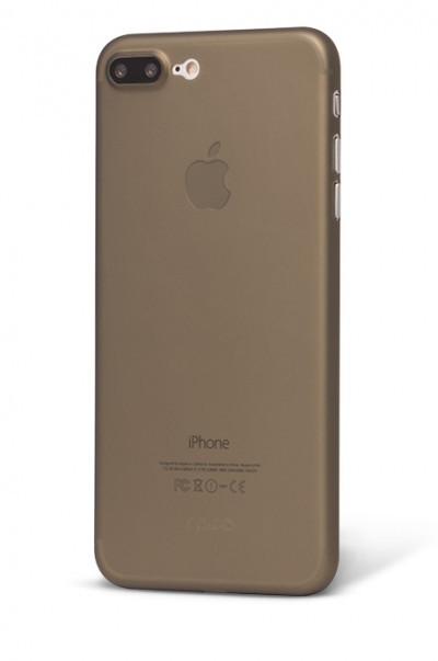 EPICO TWIGGY MATT for iPhone 7 plus, semi-black