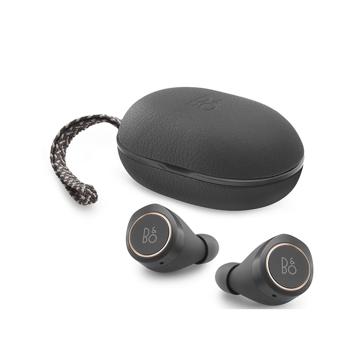 B&O PLAY - Beoplay E8 bezdrátová sluchátka - uhlově šedá