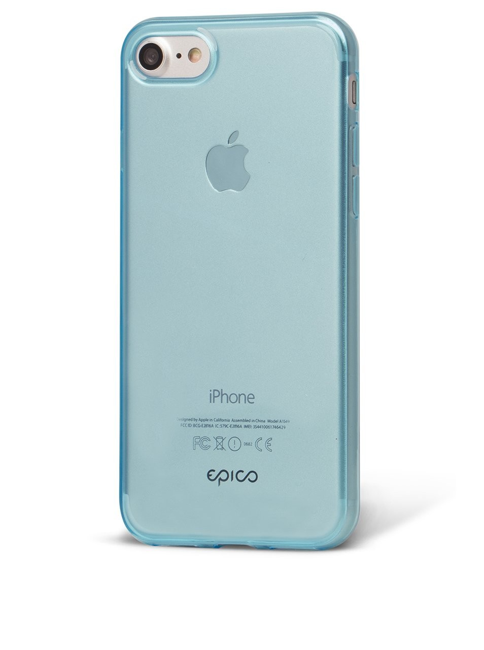 EPICO TWIGGY GLOSS for iPhone 7 plus, blue