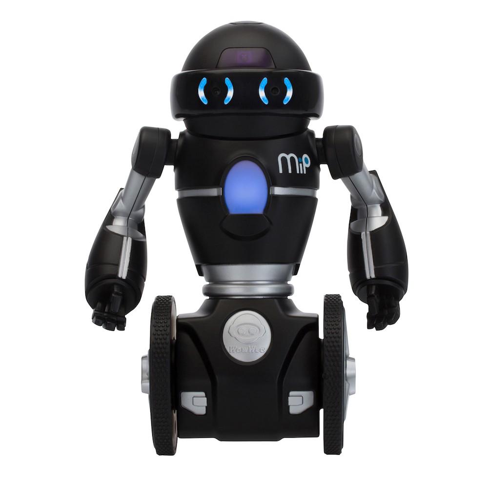 WowWee MIP, inteligentní robot - černý