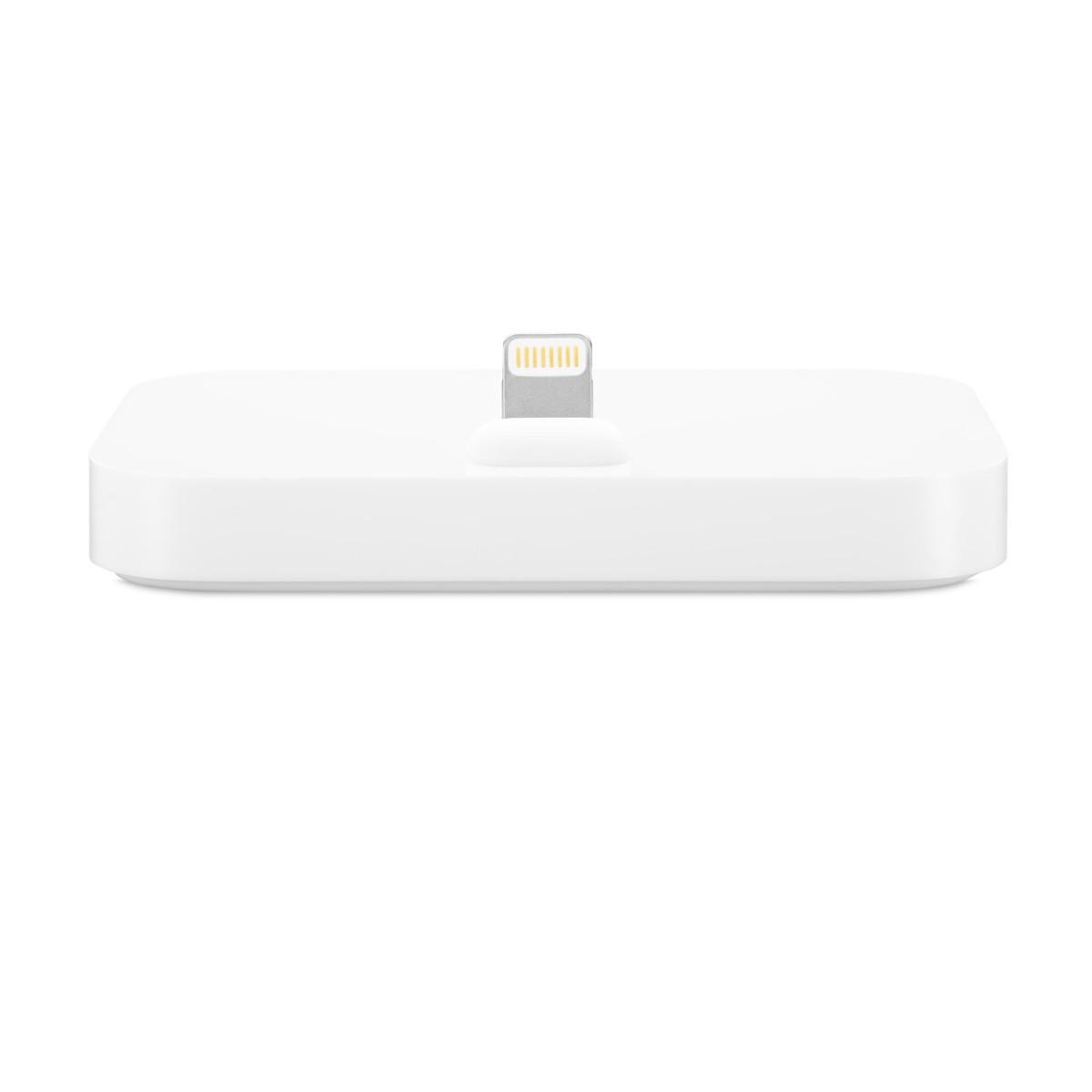Apple iPhone Lightning Dock – bílý mgrm2zm/a