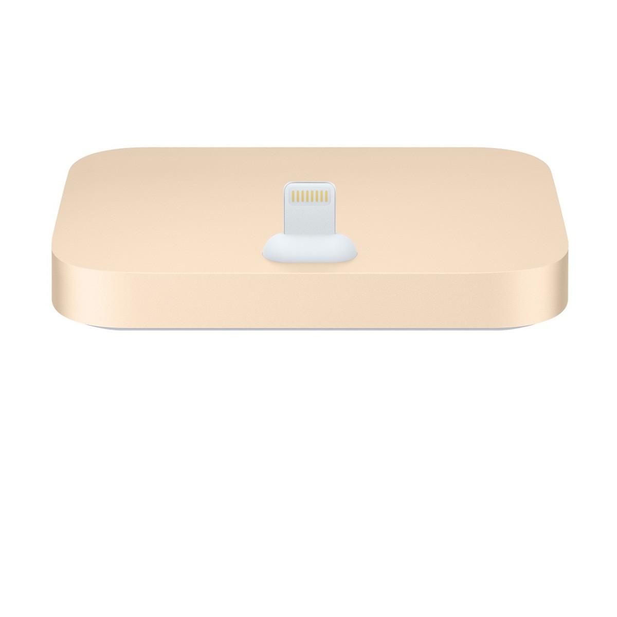 Apple iPhone Lightning Dock - zlatý ml8k2zm/a