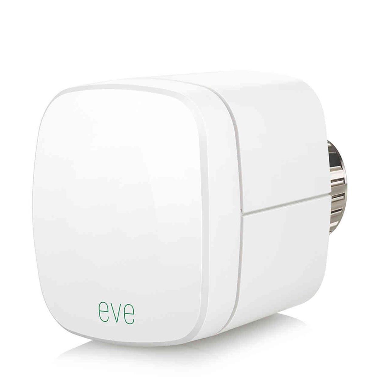 Elgato Eve Thermo, chytrý ventil radiátoru