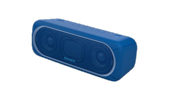 Sony SRS XB-30, bezdrátový reproduktor - modrý