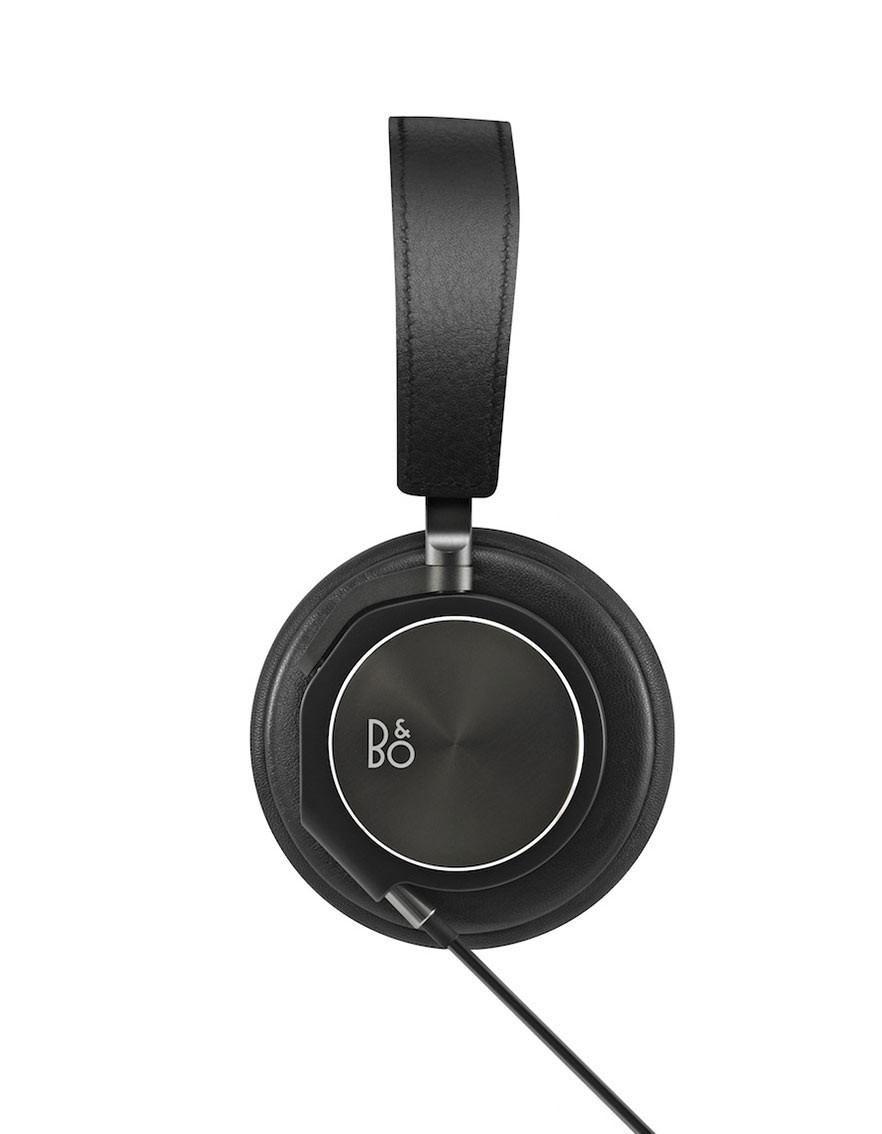 B&O BeoPlay H6 Black leather