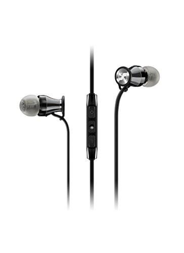 Sluchátka Sennheiser Momentum In-Ear pro iPhone, černá