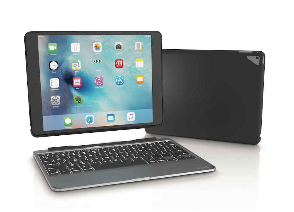 """ZAGG Keys Slimbook, klávesnice pro iPad Pro 9.7"""", černá"""