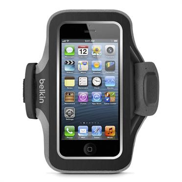 Sportovní pouzdro na iPhone SE / 5s / 5 Belkin Slim-Fit Plus