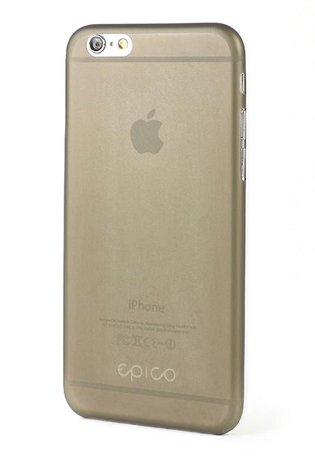 Kryt na iPhone 6 EPICO TWIGGY MATT - šedý