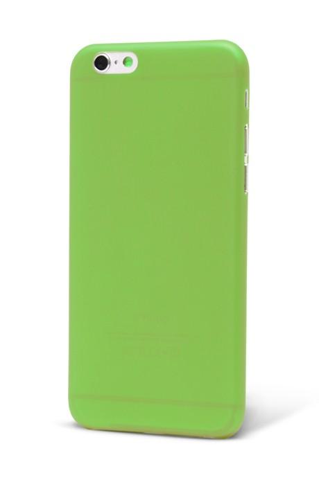 EPICO TWIGGY MATT, ultratenký plastový kryt pro iPhone 6, zelený