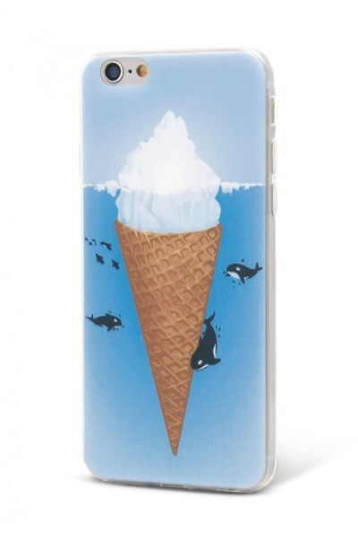 Epico TPU Case iPhone 6 ICEBERG