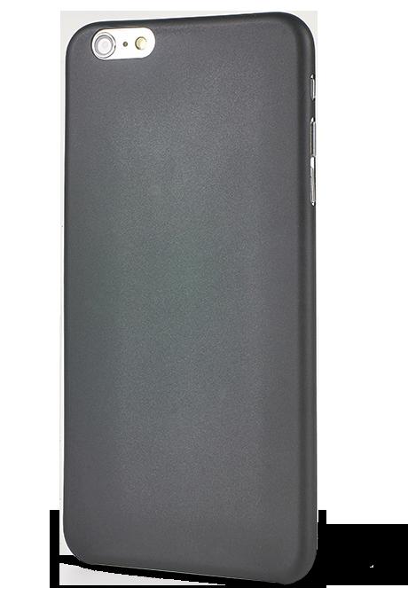 EPICO TWIGGY MATT, ultratenký plastový kryt pro iPhone 6 Plus, černý