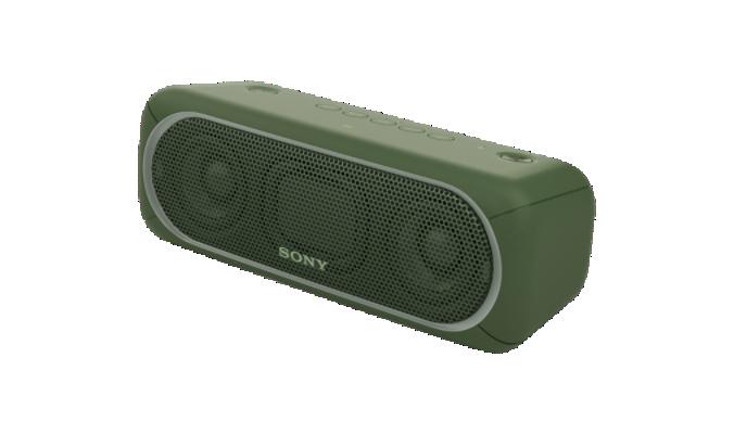 Sony SRS XB-30, bezdrátový reproduktor - zelený