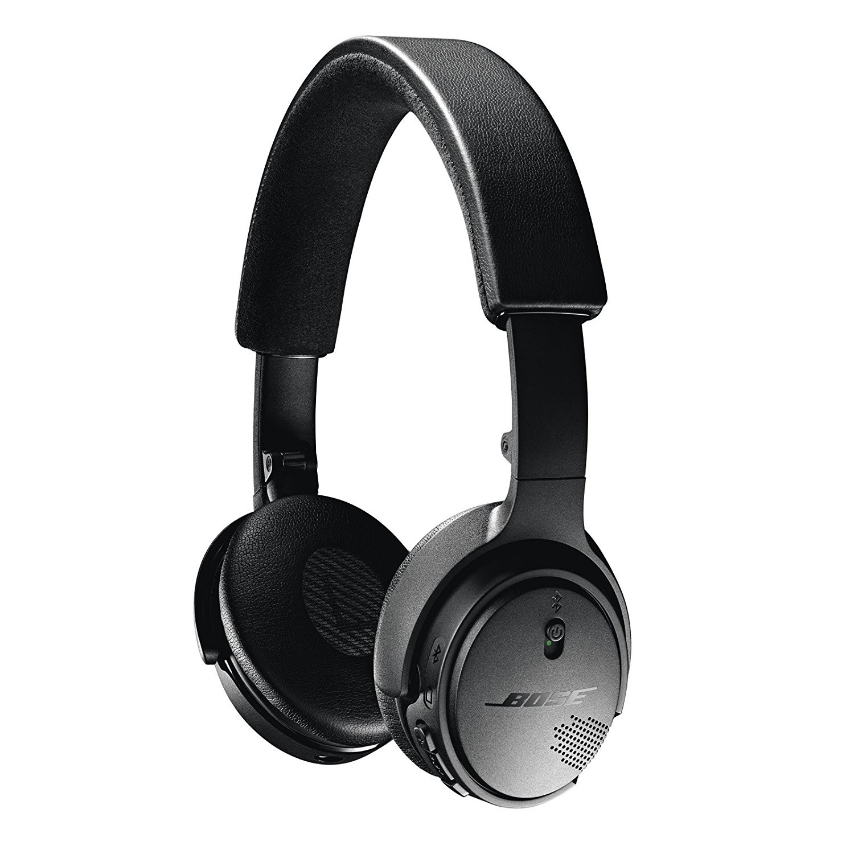 Bezdrátová sluchátka Bose® On-ear - černá