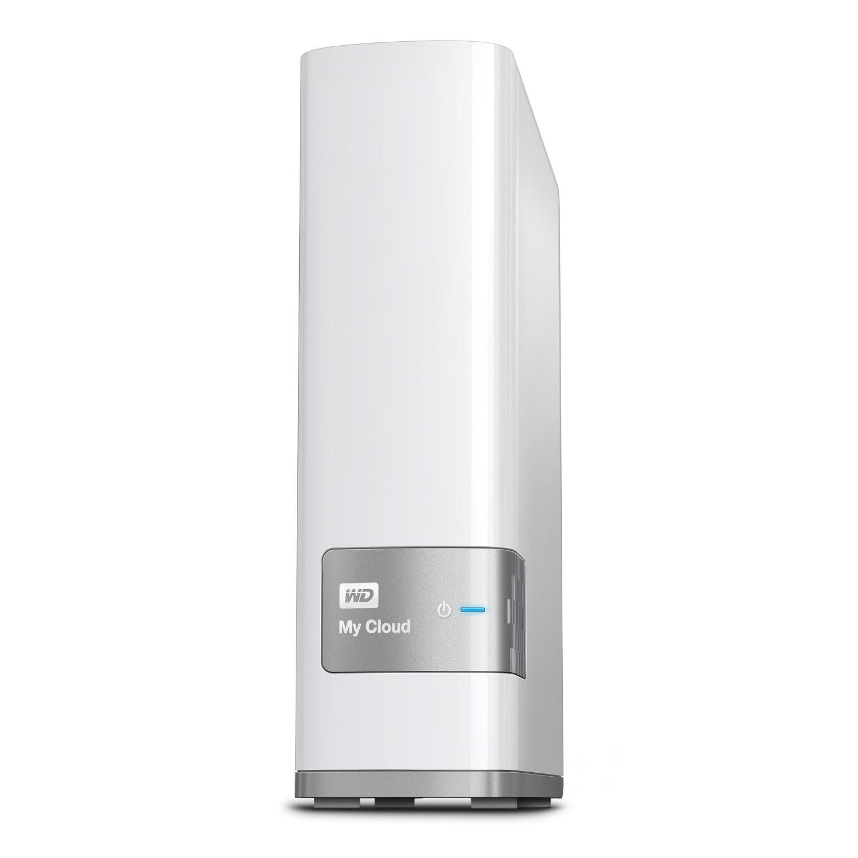 WD My Cloud, 3TB osobní cloudové uložiště (WDBCTL0030HWT-EESN)