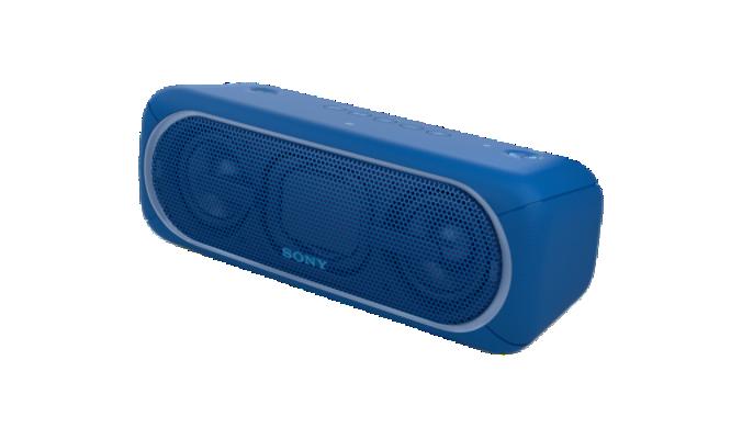 Sony SRS XB-40, bezdrátový reproduktor - modrý