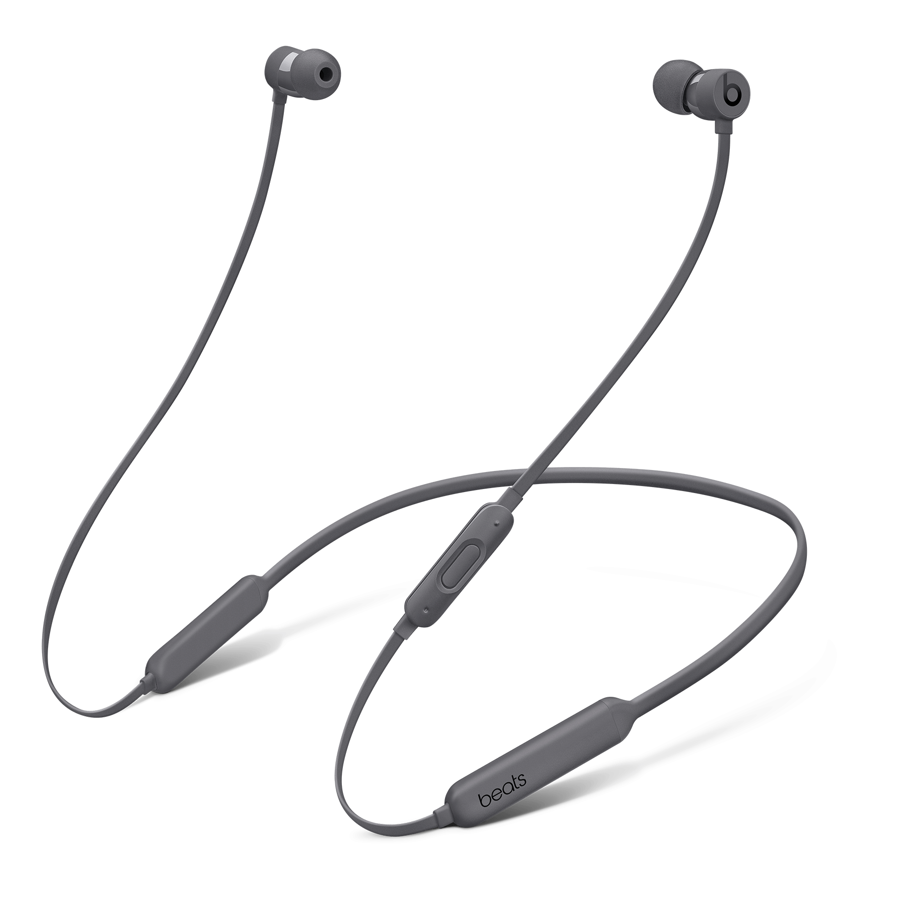 Sluchátka BeatsX – šedá