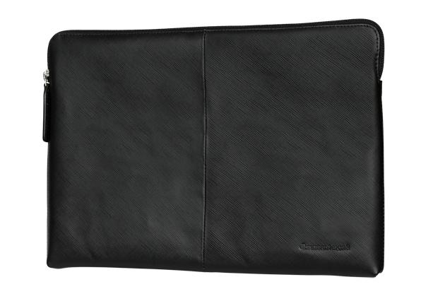 """dBramante kožený obal Paris - MacBook Pro 13"""", černý"""
