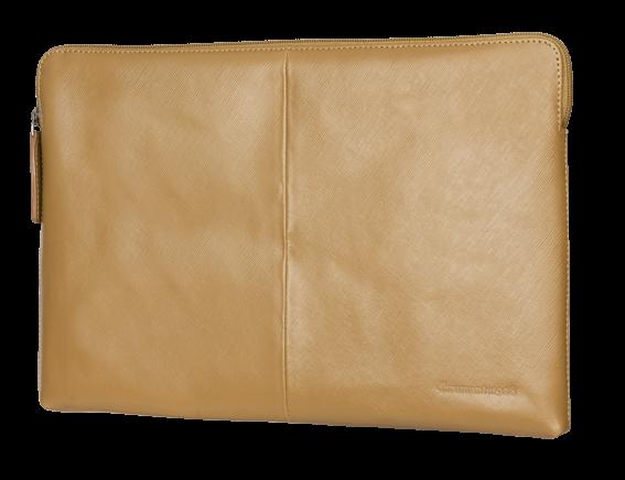 """dBramante kožený obal Paris - MacBook Pro 13"""", karamelový"""