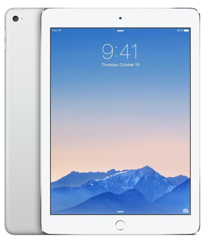 iPad Air 2 Wi-Fi + Cellular 32GB - Silver (rozbalený, použitý, záruka a odpovědnost z vad 12 měsíců u iSTYLE)