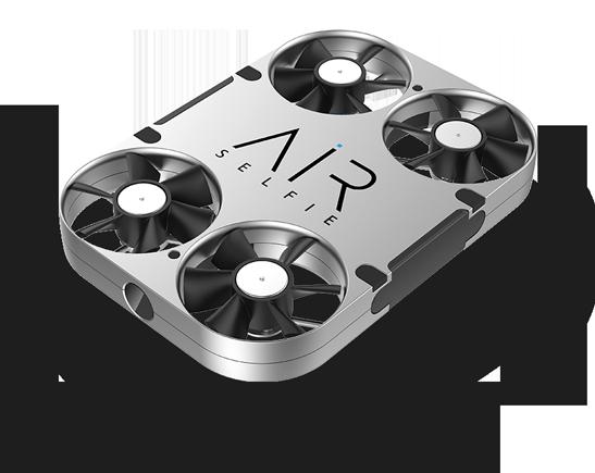 AEE AirSelfie, miniaturní dron s HD kamerou