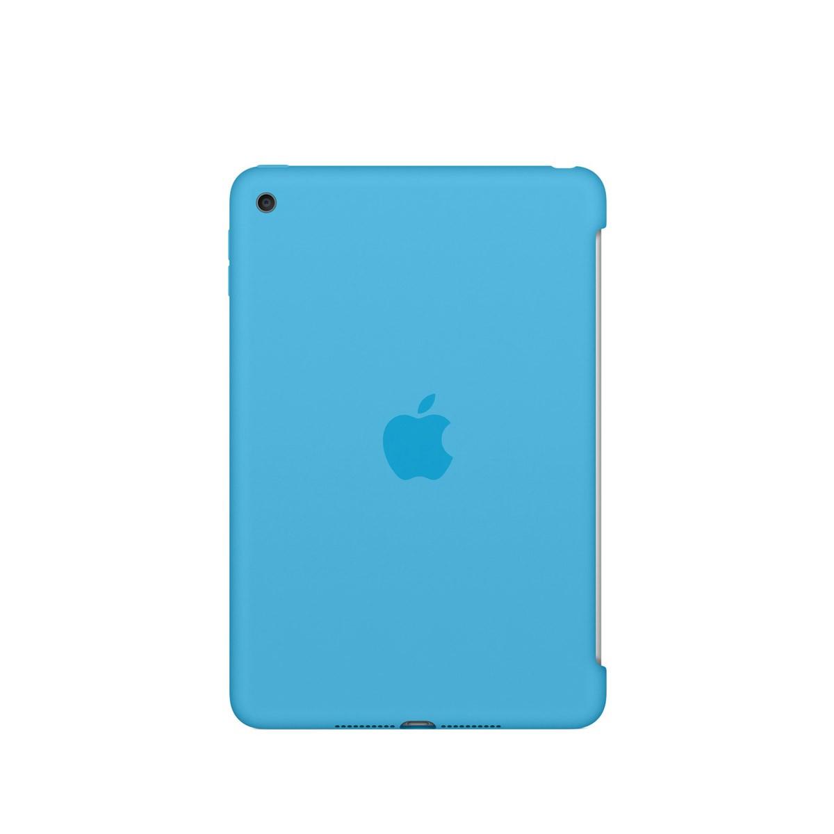 Apple Silikonové pouzdro na iPad mini 4 – modré mld32zm/a