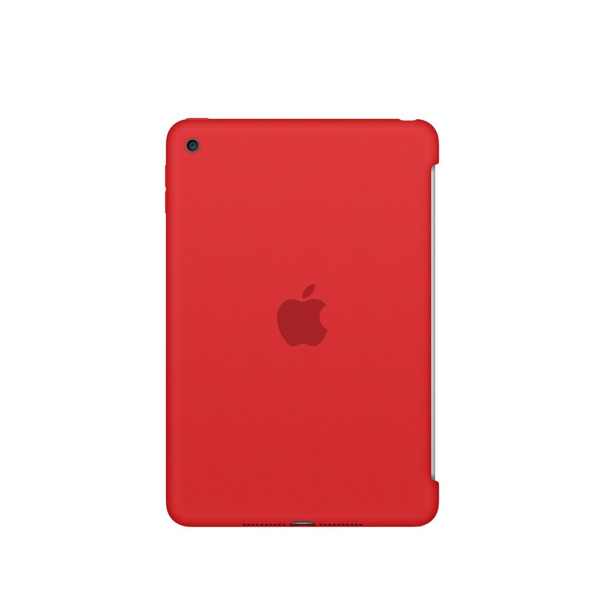 Apple Silikonové pouzdro na iPad mini 4 – (PRODUCT)RED mkln2zm/a