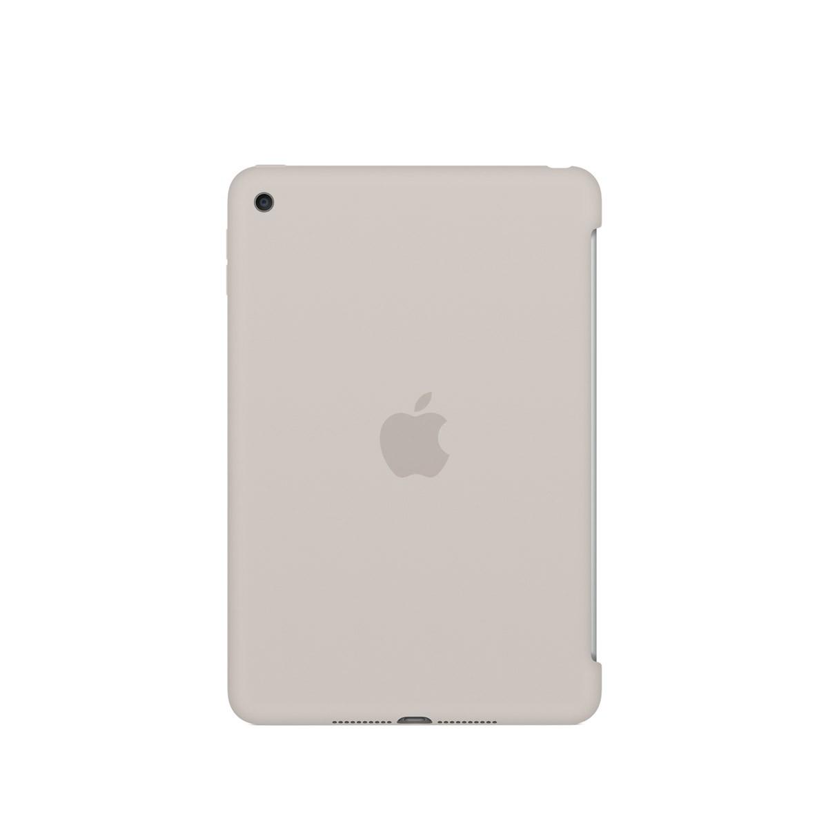 Apple Silikonové pouzdro na iPad mini 4 – kamenně šedé mklp2zm/a