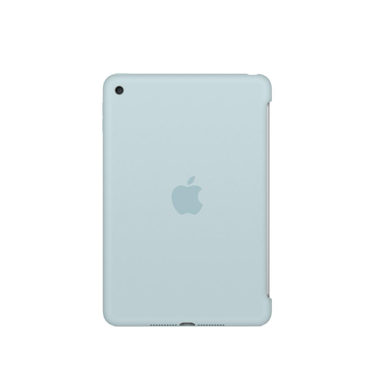 Apple Silikonové pouzdro na iPad mini 4 – tyrkysové mld72zm/a