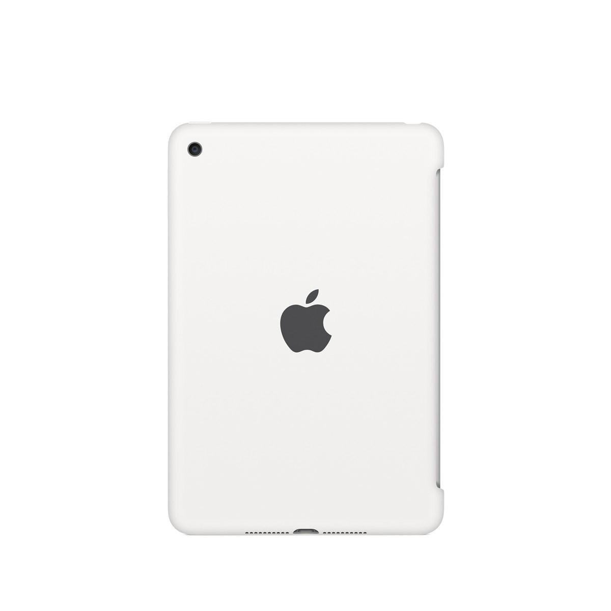 Apple Silikonové pouzdro na iPad mini 4 – bílé mkll2zm/a