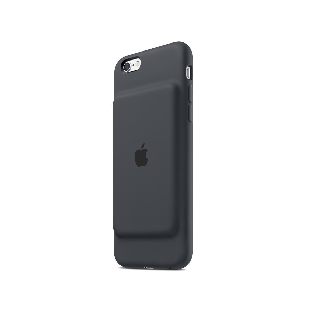 iPhone 6s Smart Battery Case – uhlově šedý