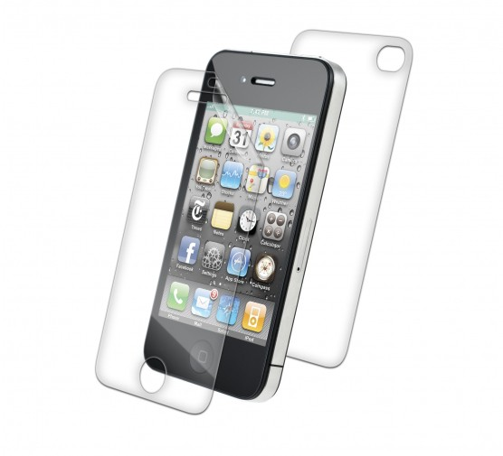 ZAGG Invisible Shield HD iPhone 4/4S full body