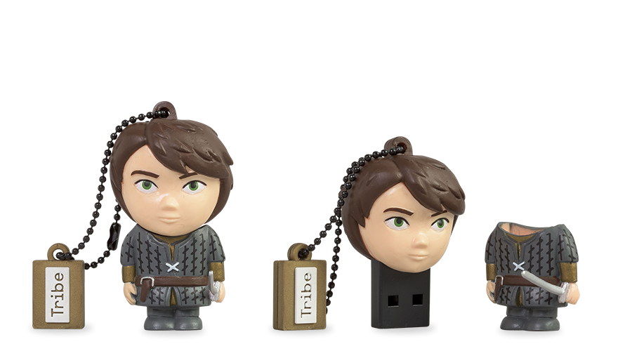 Tribe Game of Thrones Arya USB Flash Drive 16GB