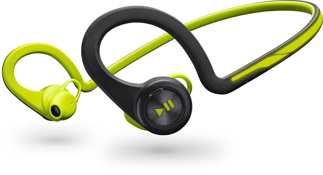 Bezdrátová sluchátka Plantronics BackBeat Fit, zelená