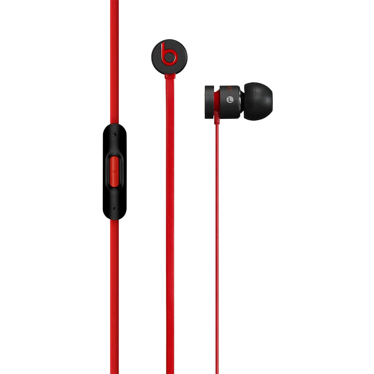 Sluchátka do uší Beats by Dr. Dre urBeats, černá