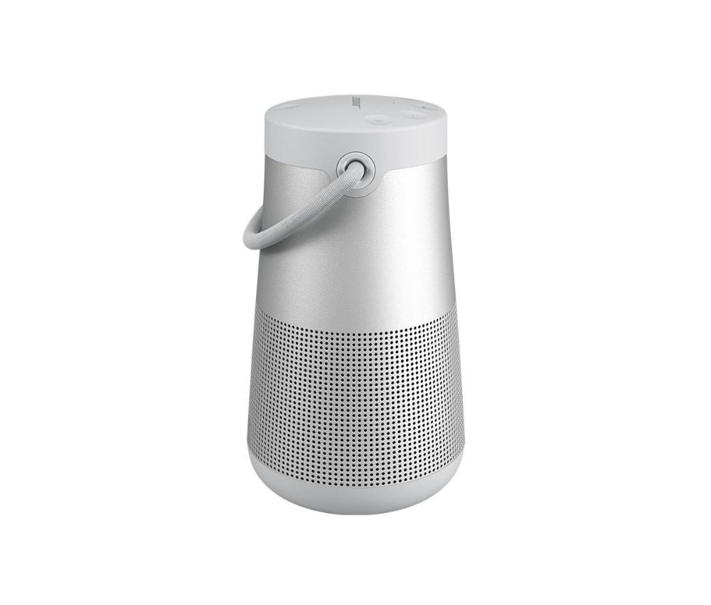 Bose Revolve Plus, přenosný Bluetooth reproduktor - šedý