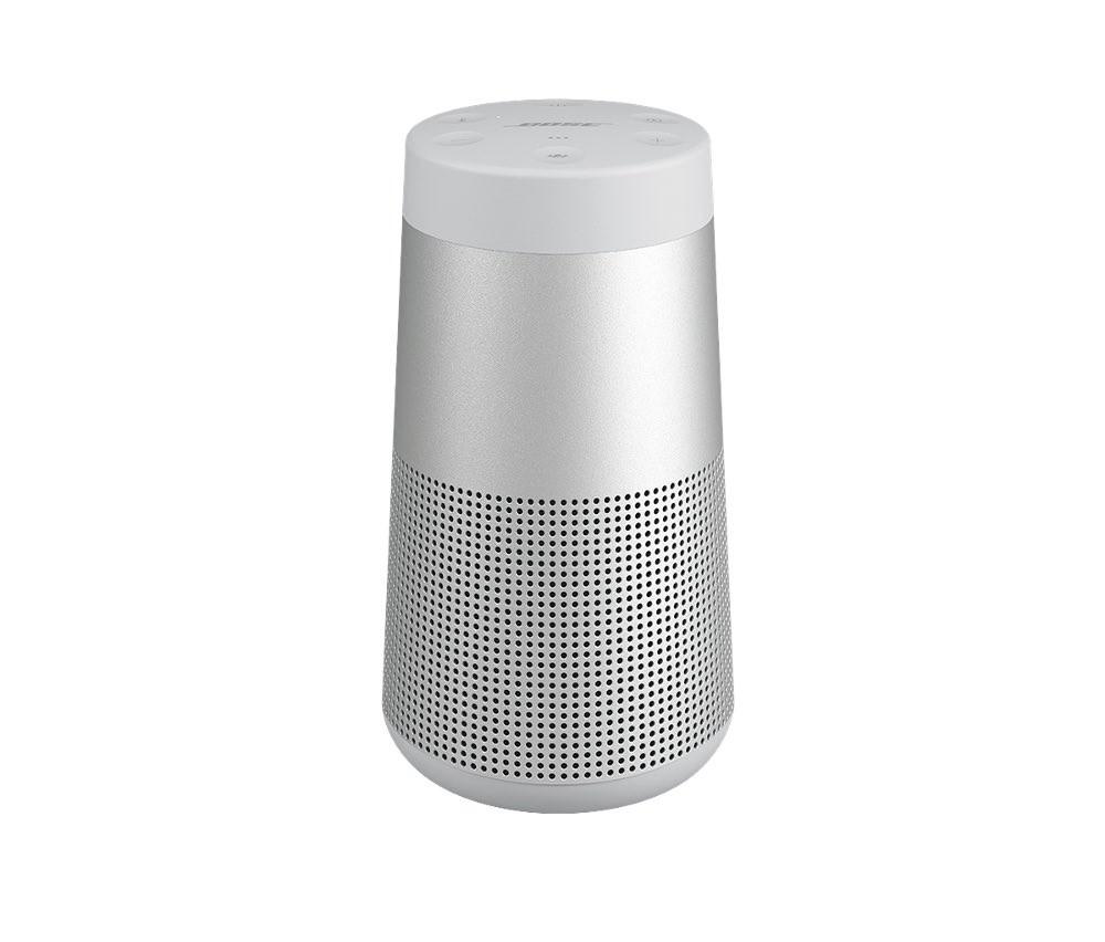 Bose Revolve, přenosný Bluetooth reproduktor - šedý