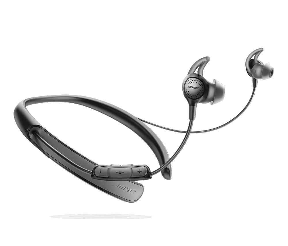 Bose QuietComfort 30, bezdrátová sluchátka do uší