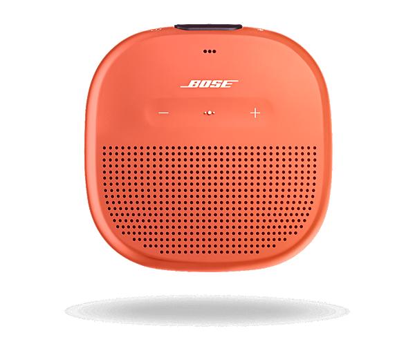 Bose Soundlink Micro, outdoor Bluetooth reproduktor - oranžový