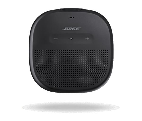 Bose Soundlink Micro, outdoor Bluetooth reproduktor - černý