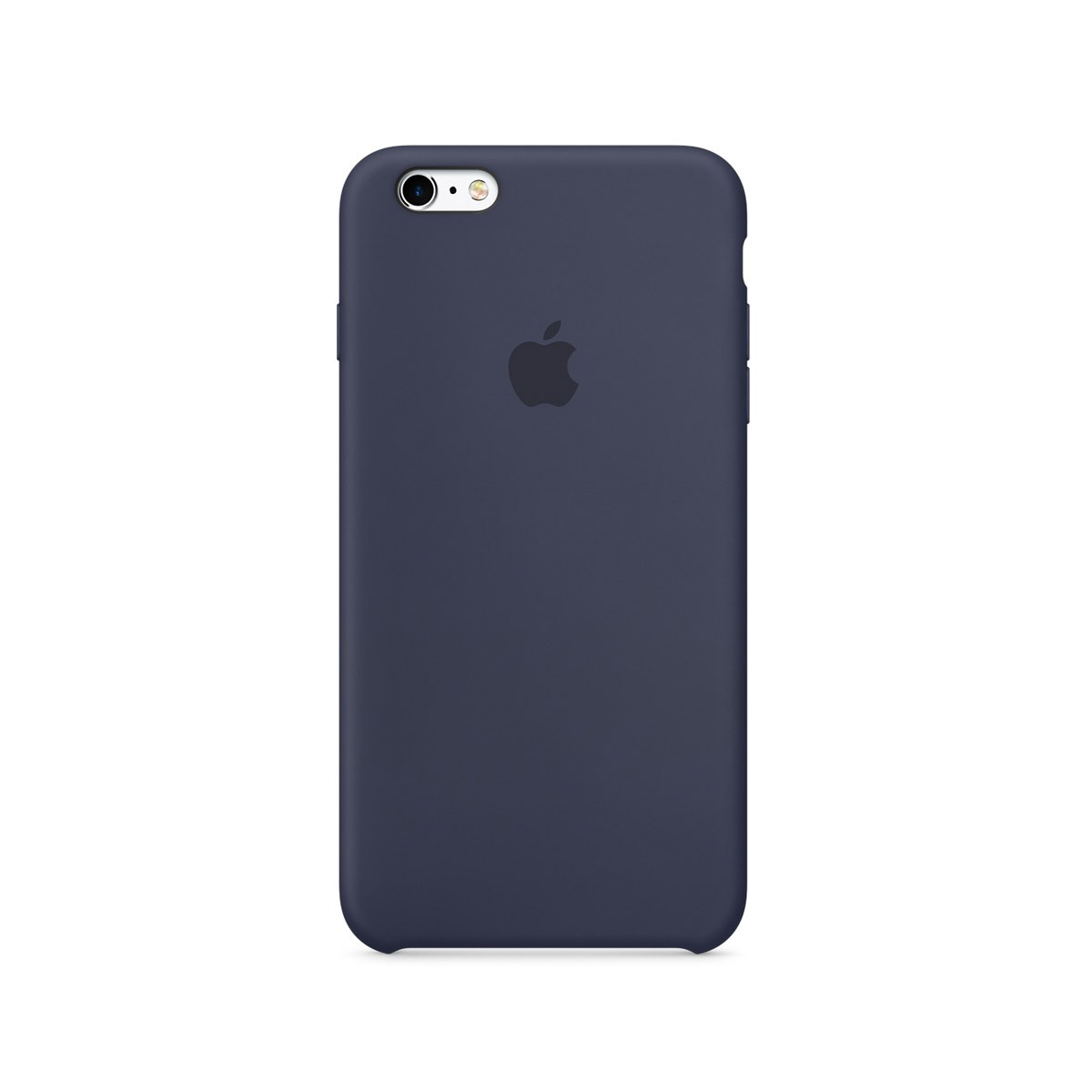 Apple silikonový kryt na iPhone 6s - půlnočně modrý
