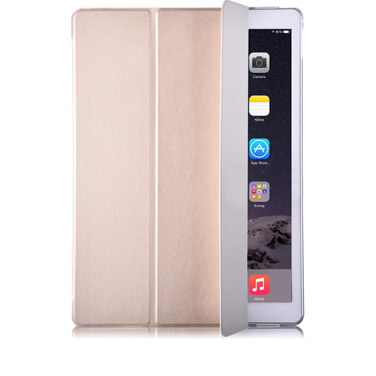 Devia - Light Grace iPad Pro case - Gold